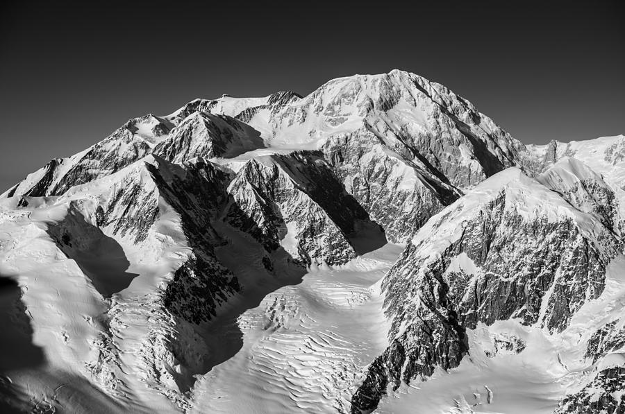 Denali Photograph - Denali - Mount Mckinley by Alasdair Turner