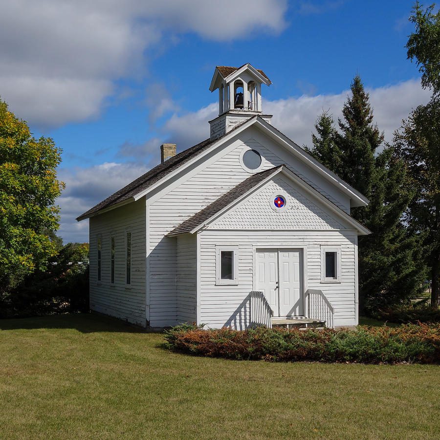 District 12 School House by Rural America Scenics