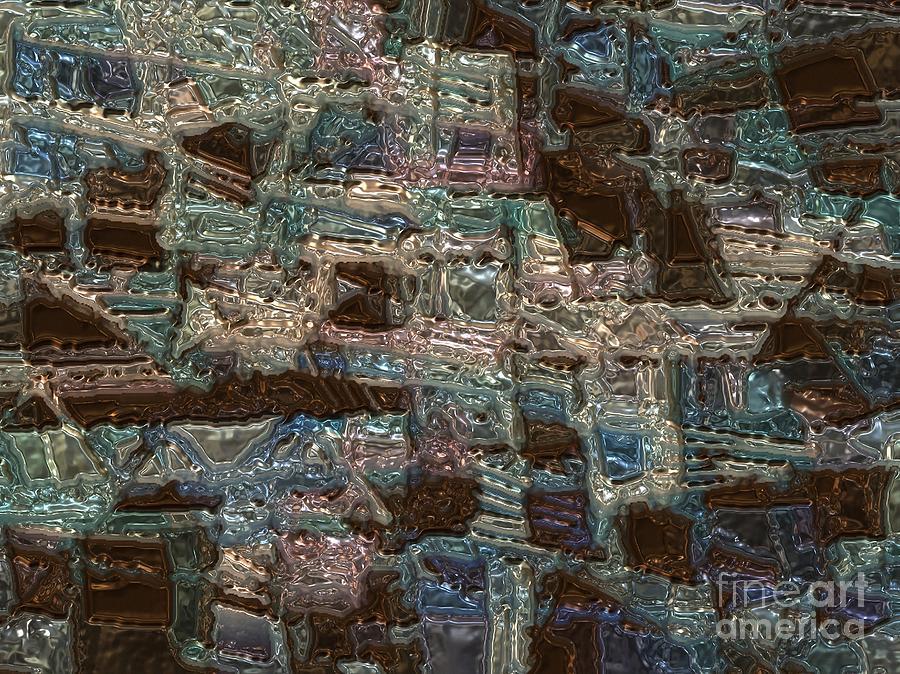 Abstract Digital Art - Dreams by Igor Schortz