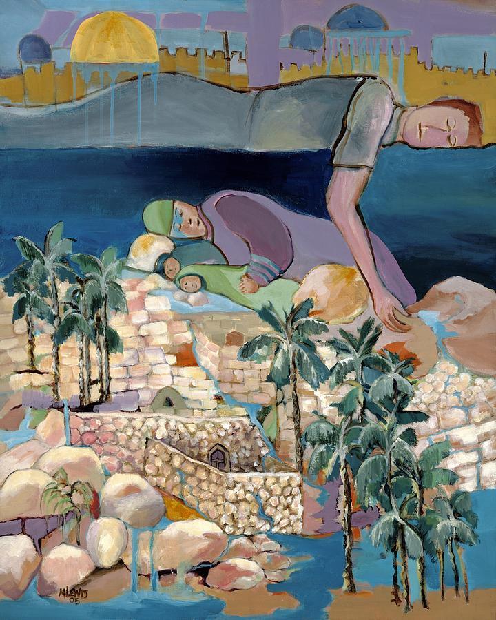 Dreams of Israel by Melanie Lewis