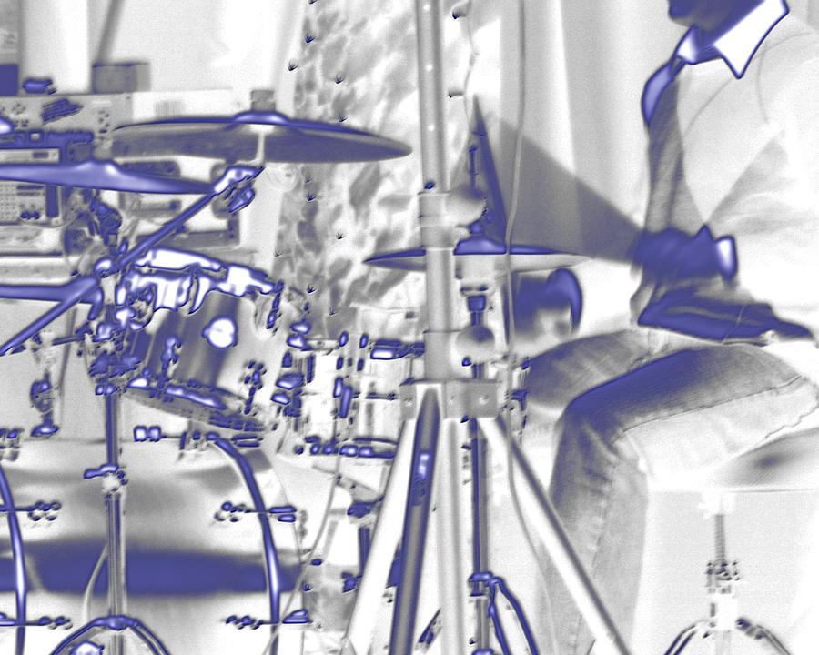 Drummer 24837 Photograph