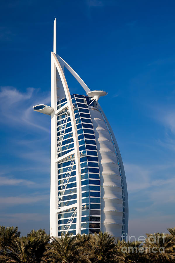 Dubai Photograph - Dubai   by Fototrav Print