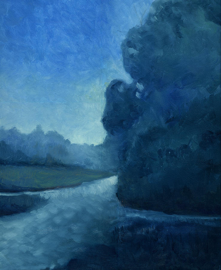 Dusk by Katherine Miller