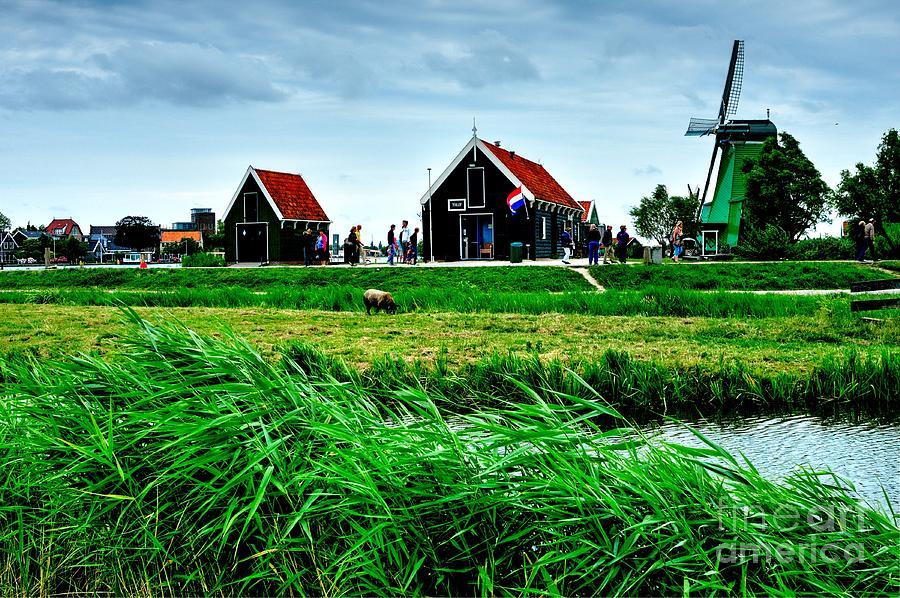 Dutch Village Farm Photograph
