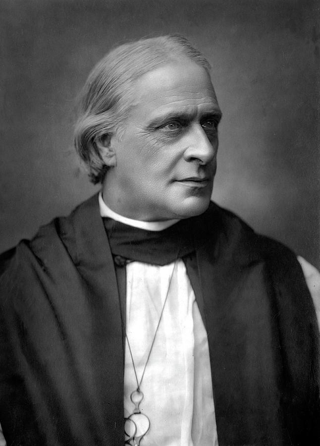 Edward White Benson English Prelate Photograph by Mary Evans ...