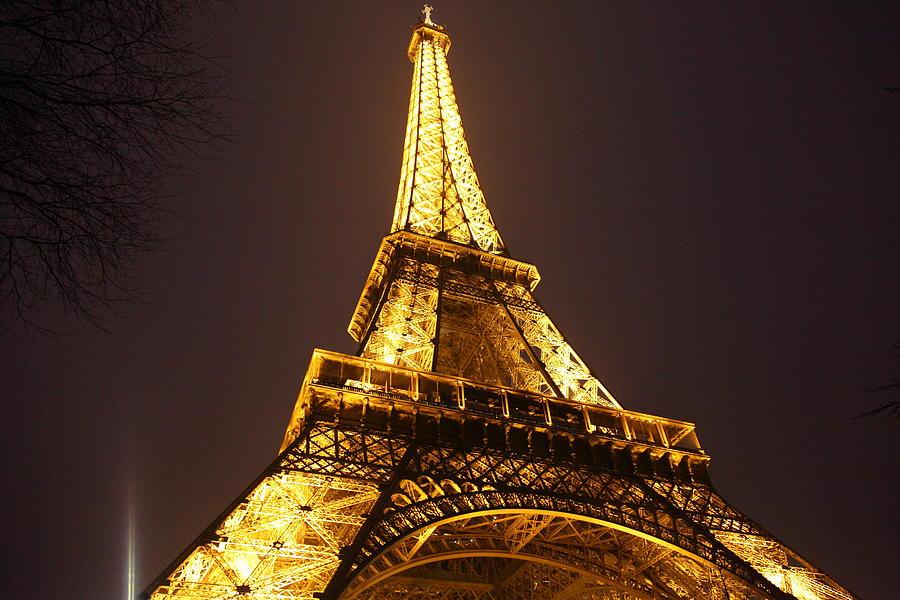Antique Photograph - Eiffel Tower - Paris France - 011315 by DC Photographer
