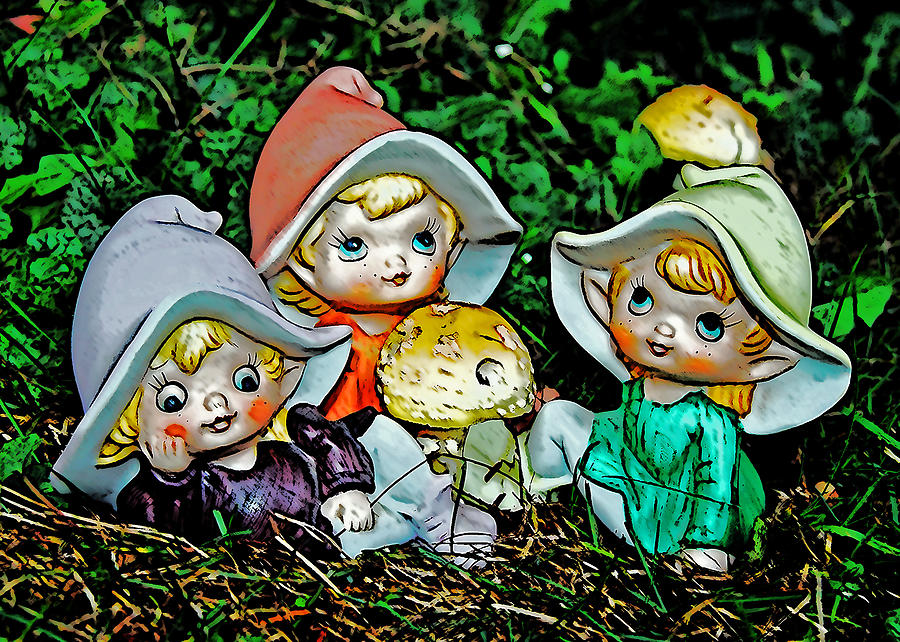 Elf Babies by Brian Graybill