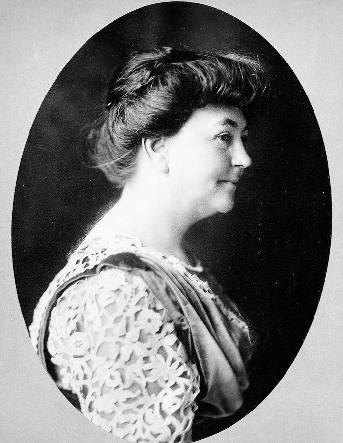 1912 Photograph - Ellen Louise Axson Wilson (1860-1914) by Granger