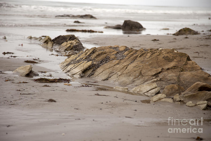Rocks Photograph - Emergence by Amanda Barcon