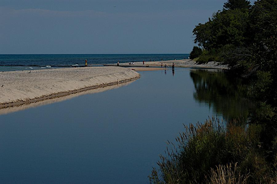 Beach Photograph - Entrance by Joseph Yarbrough