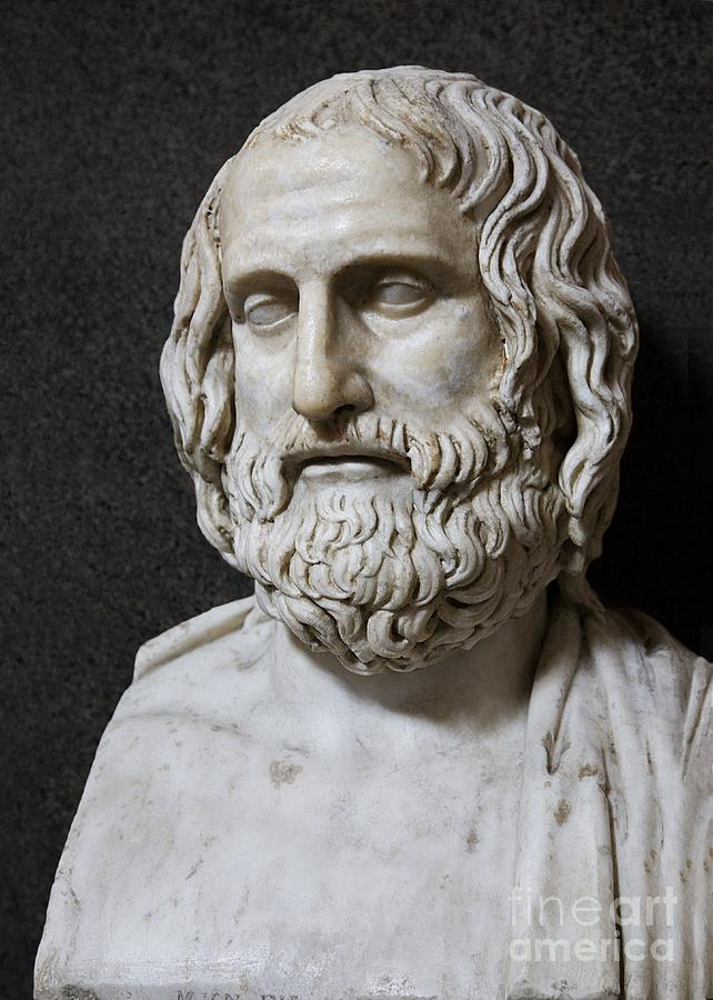 a biography of euripides