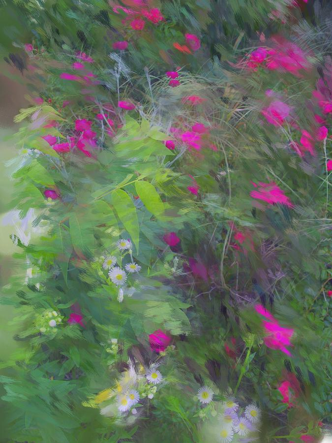 Wildflowers Painting - Expression Of Impressionism by Rick Todaro