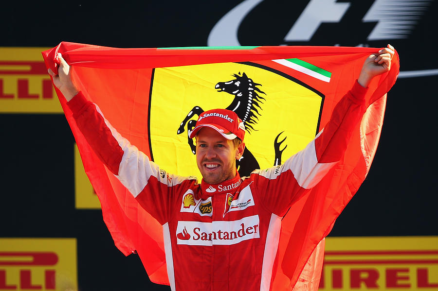 F1 Grand Prix of Italy Photograph by Bryn Lennon