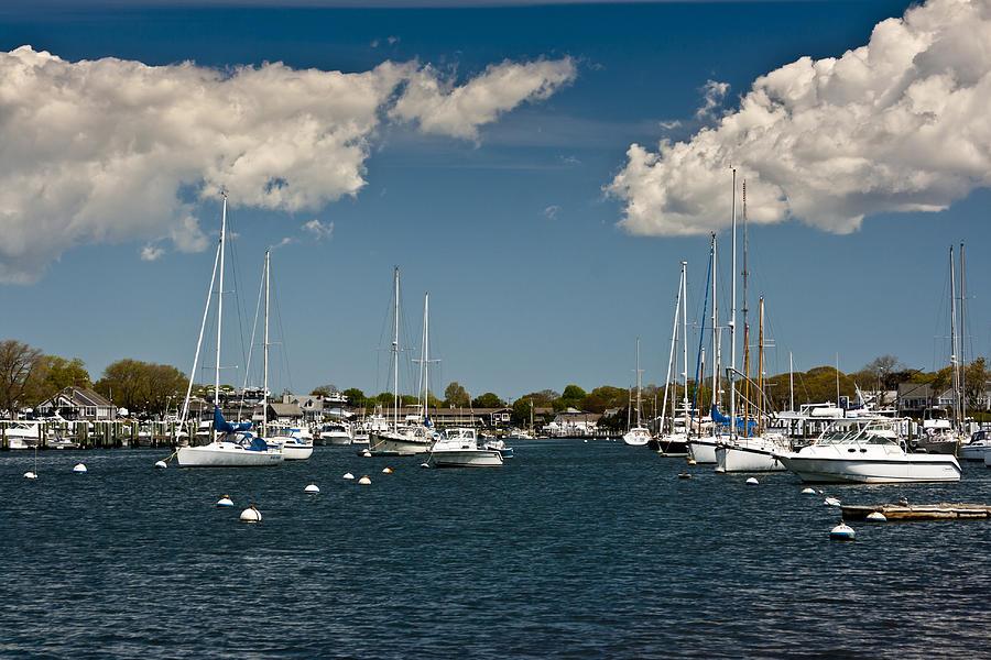 Falmouth Harbor 2 Photograph