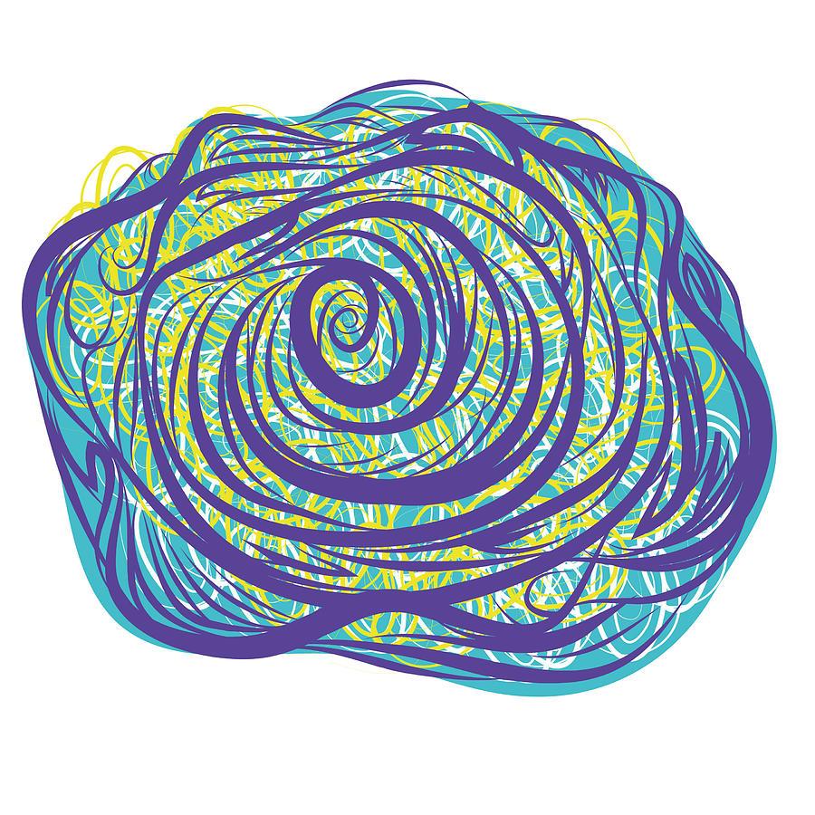 Rose Digital Art - Fancy Rose by Kenneth Feliciano