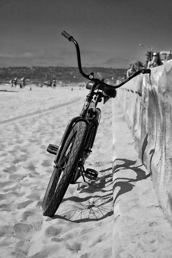 Beach Photograph - Fat Tire by Peter Tellone