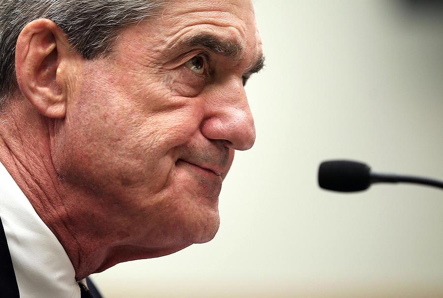FBI Director Mueller Testifies Before Senate Judiciary Committee Photograph by Alex Wong