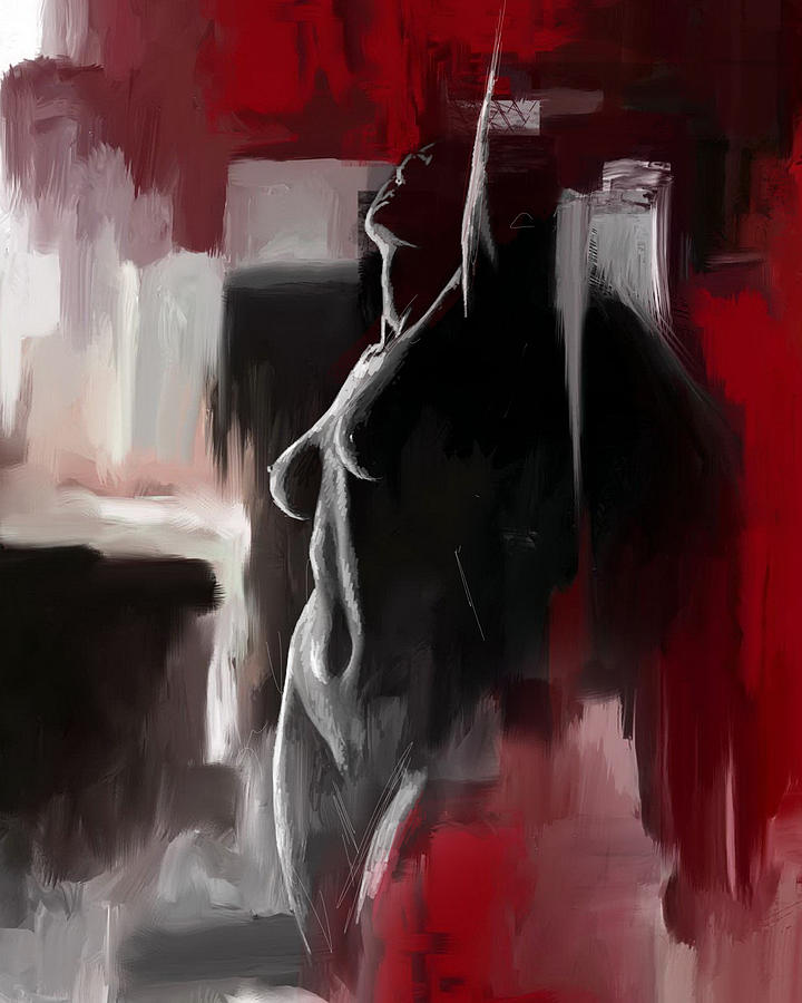Figure Work Painting
