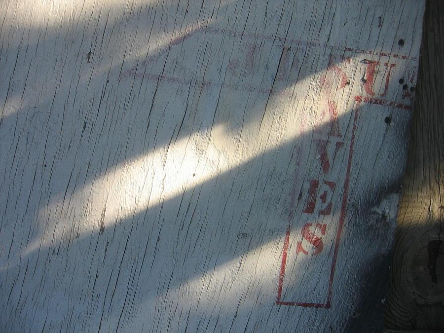 Film Noir Charles Durning The Rosary Murders 1987 1 Sid Bruce Creation Black Canyon Arizona 2004 Photograph by David Lee Guss