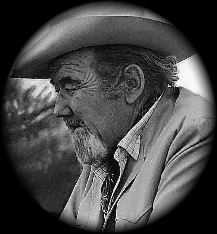 Film Noir Fritz Lang Broderick Crawford Glenn Ford Human Desire 1954 Tucson Arizona 1969 Photograph by David Lee Guss