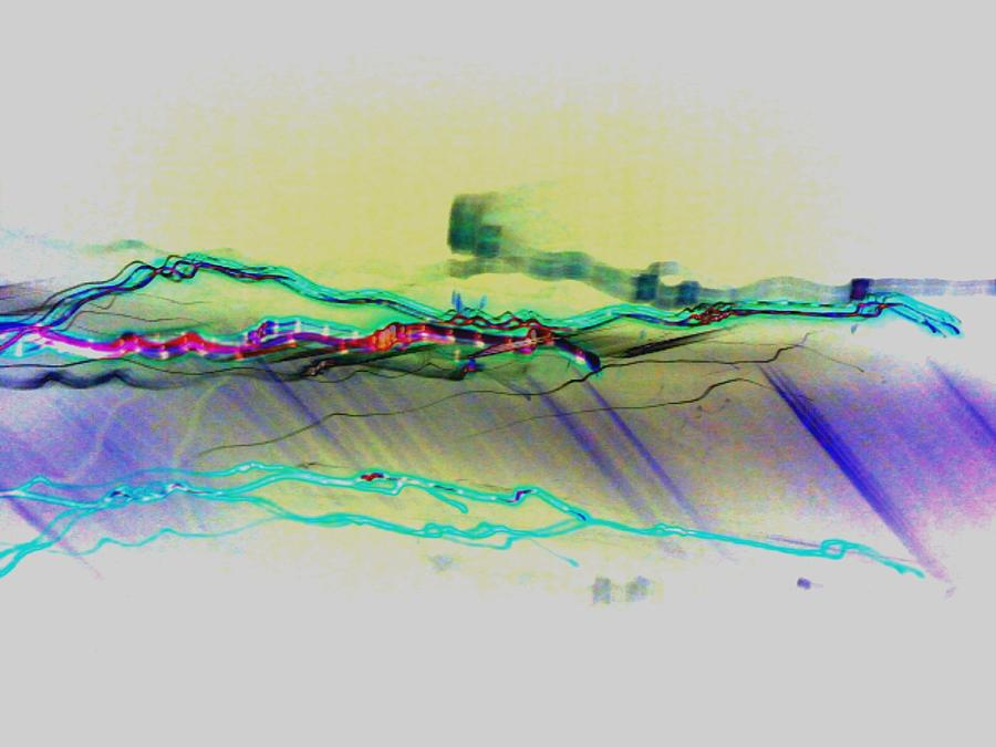 Flash Digital Art - Flash by D Preble