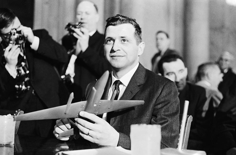 1962 Photograph - Francis Gary Powers (1929-1977) by Granger