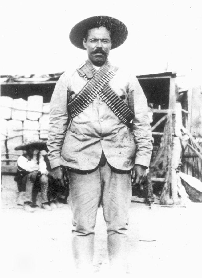 1914 Photograph - Francisco pancho Villa (1878-1923) by Granger