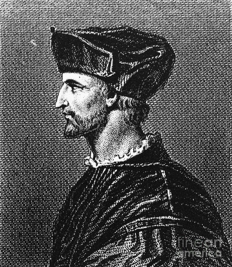 16th Century Photograph - Francois Rabelais by Granger