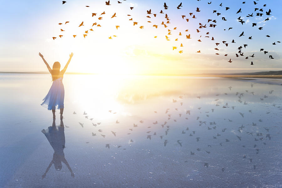 Freedom Photograph by Guvendemir