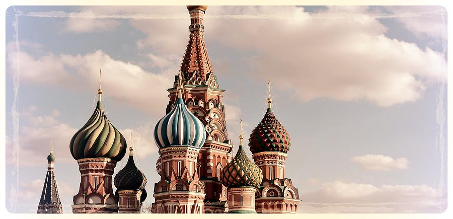 Moscow Photograph - Fresh Eyes Art by JAMART Photography