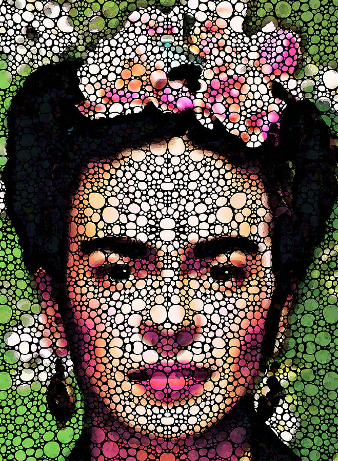 Frida Kahlo Painting - Frida Kahlo Art - Define Beauty by Sharon Cummings