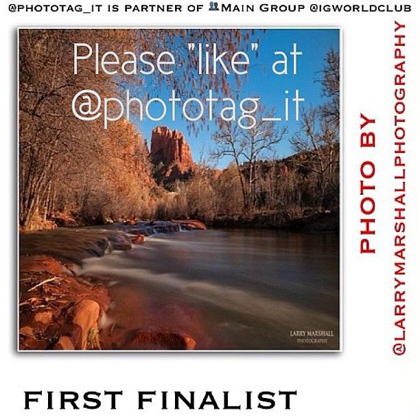 Friends, My Photo Is In The Photograph by Larry Marshall