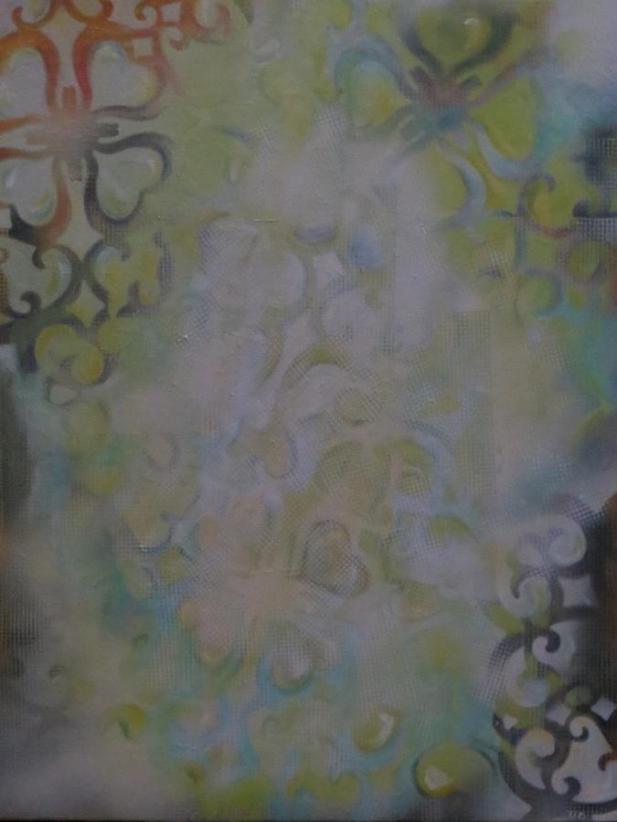Garden Gates Painting