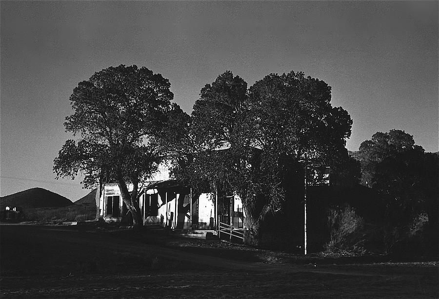 Gas Pump-general Store Gleeson Arizona 1971 Photograph