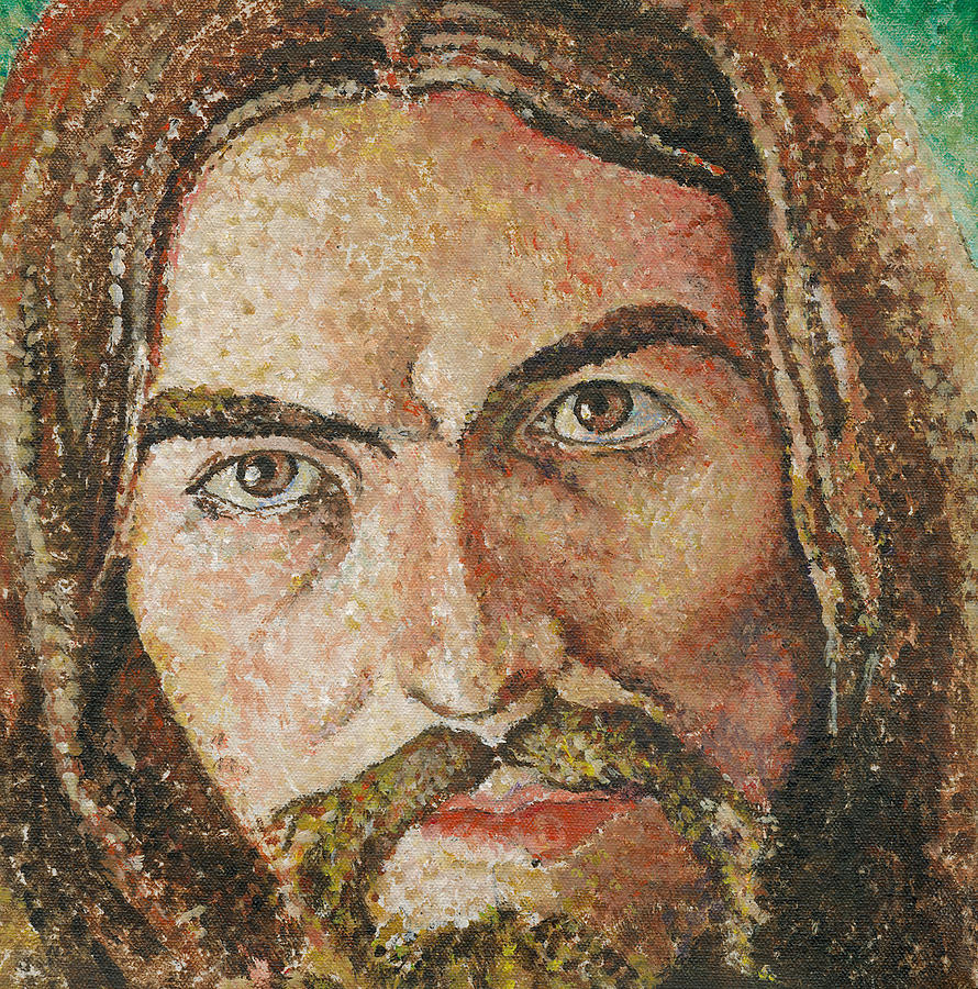 George Harrison Painting - George Harrison by Melinda Saminski