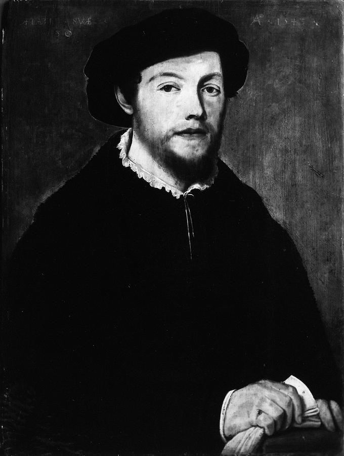 1543 Painting - George Wishart (1513-1546) by Granger