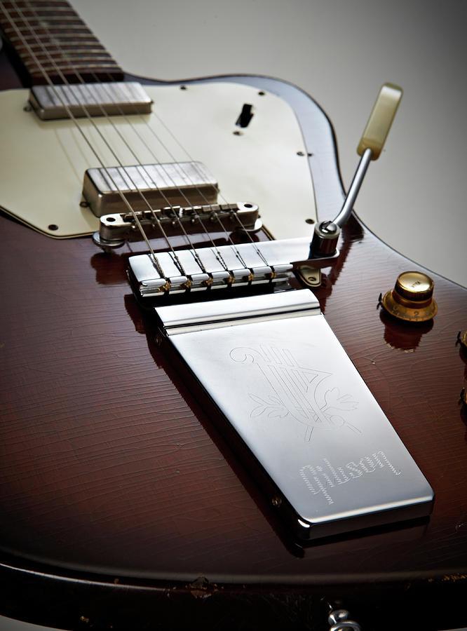 Gibson Firebird Electric Guitars Photograph by Guitarist Magazine