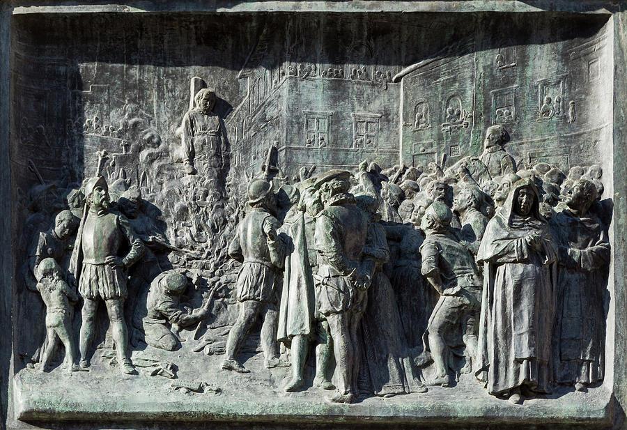 Giordano Bruno,1548-1600,Filippo Bruno,Italian Dominican friar,philosopher
