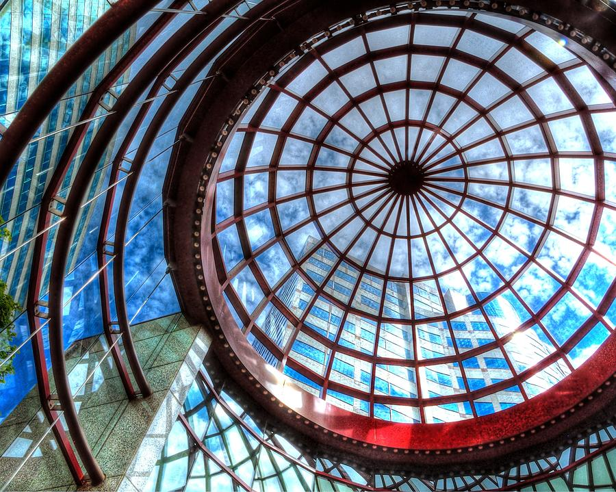 Glass Ceiling 17410 Photograph