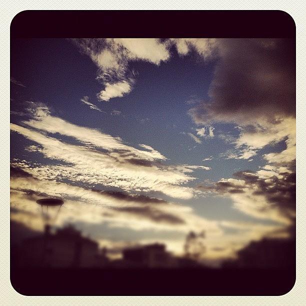 Sky Photograph - Goodmorning by Armando Costantino