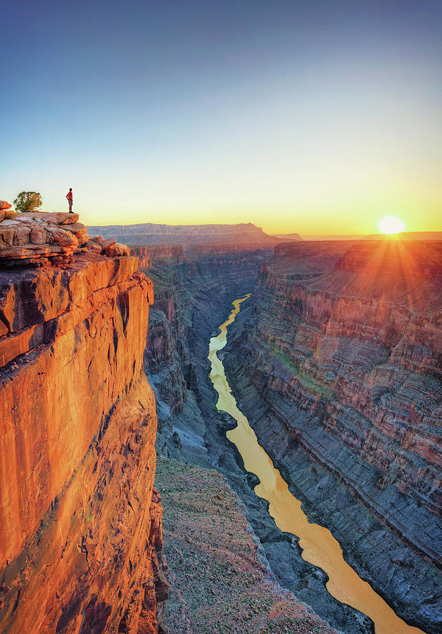 Grand Canyon, Toroweap Lookout Photograph by Michele Falzone