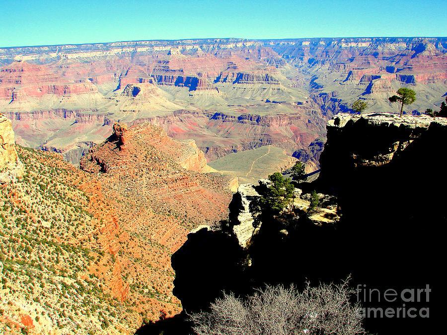 Grand Canyon Photograph - Grand Canyon Usa by John Potts