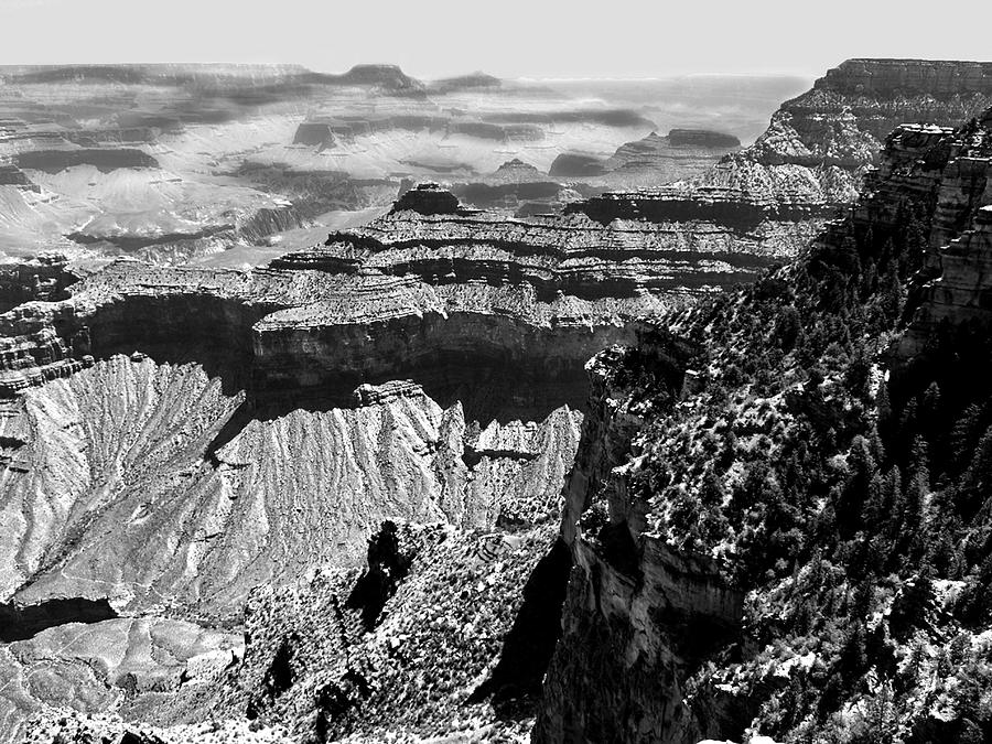 Grand Canyon Photograph - Grand View by Camille Lopez