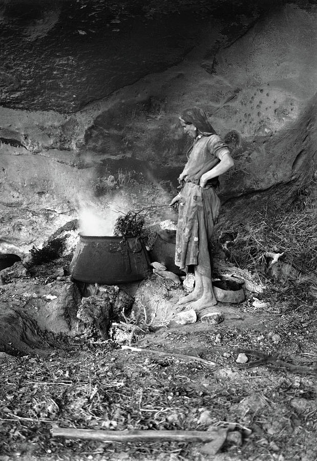 20th Century Photograph - Gunpowder Manufacture by Granger