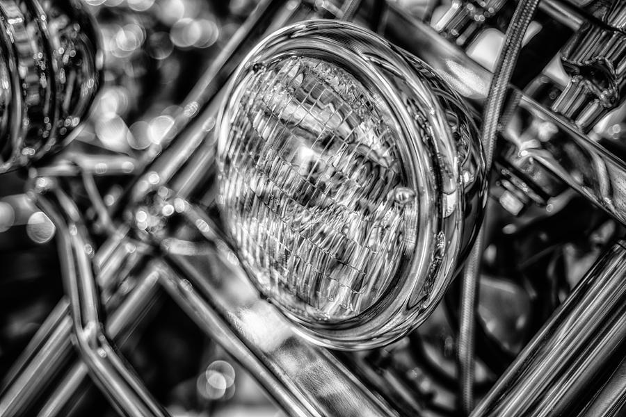 Headlamp Photograph