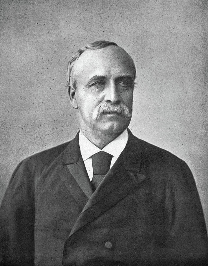 19th Century Photograph - Henry Villard (1835-1900) by Granger