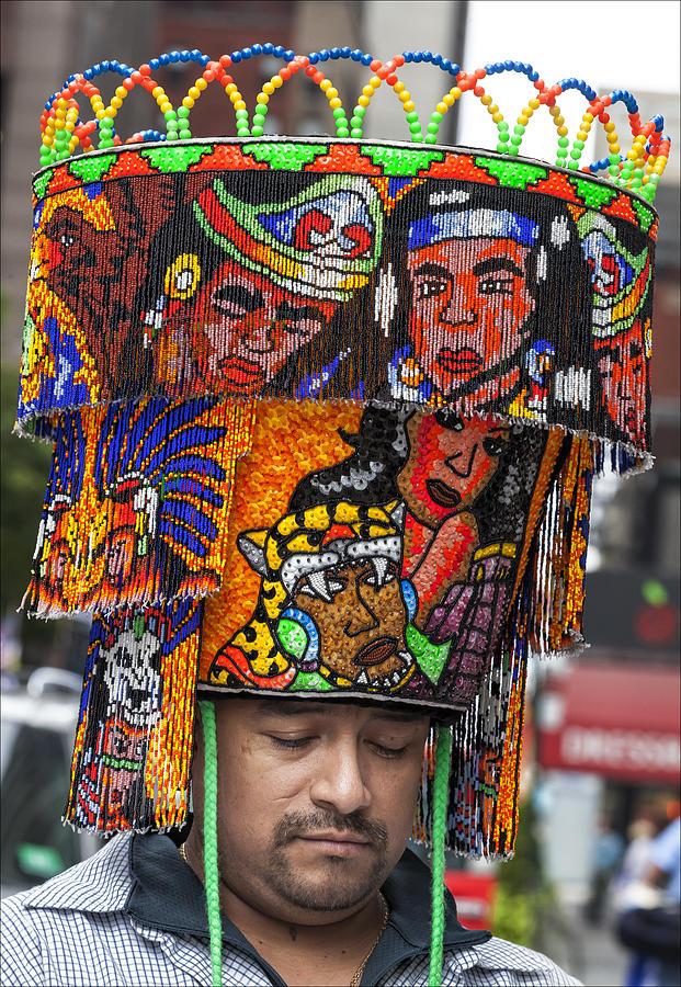 Hispanic Day Parade Nyc 2013 Photograph