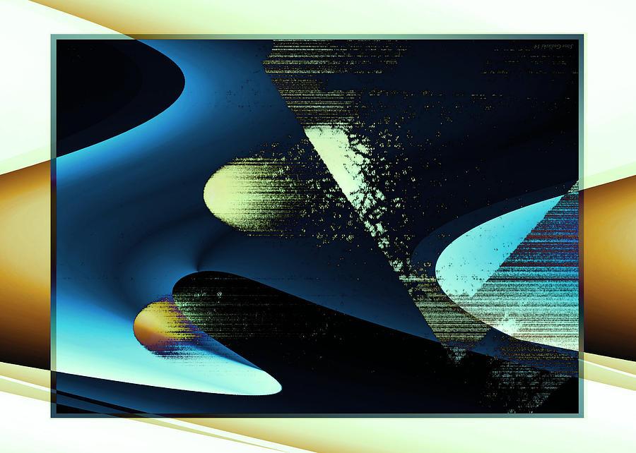 Abstract Photograph - Holes by Steve Godleski