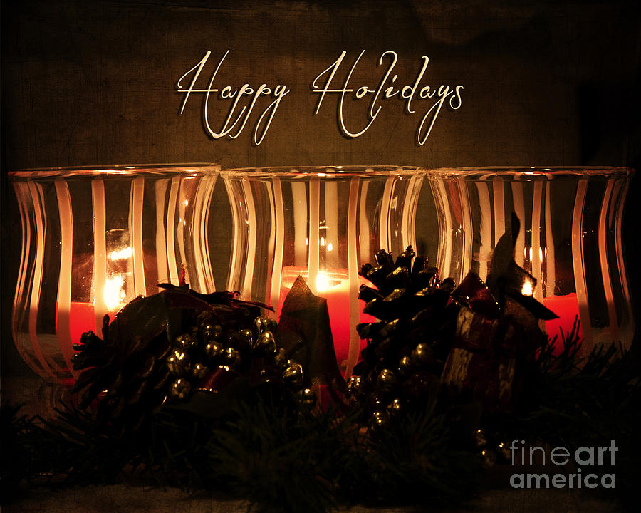 Holiday Glow by Pam  Holdsworth