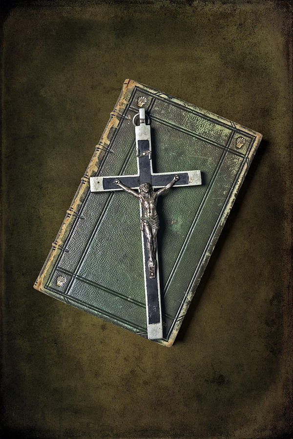 Book Photograph - Holy Book by Joana Kruse